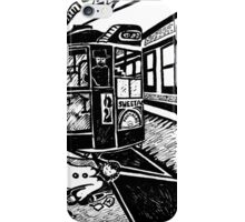 Historicity - Cyclone on the rails iPhone Case/Skin