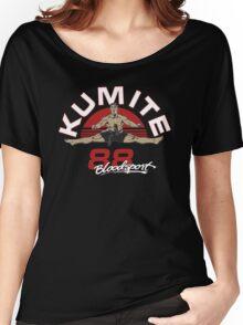 VAN DAMME - BLOODSPORT MOVIE Women's Relaxed Fit T-Shirt