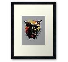 Wildcat Framed Print