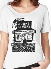 Historicity - Cyclone eats cake Women's Relaxed Fit T-Shirt