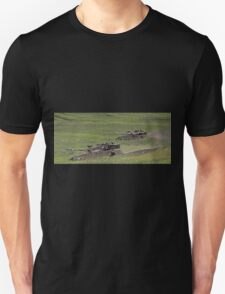 military exercise in Northern Israel   Unisex T-Shirt