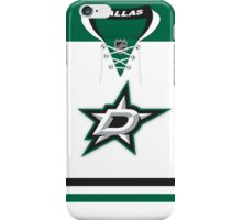 Dallas Stars Away Jersey iPhone Case/Skin