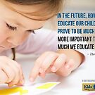 Quotographic Presented by Kids R Kids by Infographics
