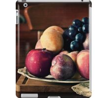 ~ still life with summer fruit ~ iPad Case/Skin