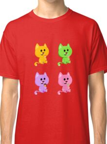 Ice Cream Kittens Classic T-Shirt