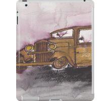 Old Jake! iPad Case/Skin