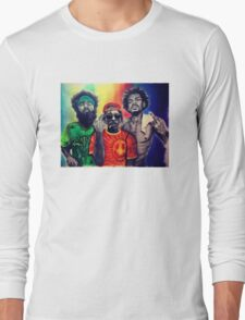 Flatbush Zombies Long Sleeve T-Shirt