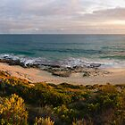 Late Afternoon Light - Burns Beach by Daniel Carr