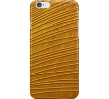 Gold Rope Pattern iPhone Case/Skin