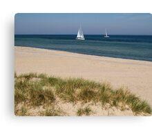 Calm Baltic Sea Canvas Print