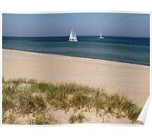 Calm Baltic Sea Poster
