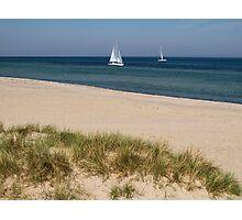 Calm Baltic Sea Photographic Print