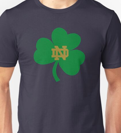 NOTRE DAME FIGHTING IRISH UNIVERSITY Unisex T-Shirt