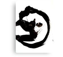 Mond Canvas Print