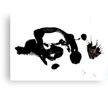 Meeresbrandung Canvas Print