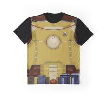 Tau Fire Warrior Armour Graphic T-Shirt