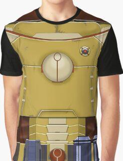 Tau Fire Warrior Armour Graphic T-Shirt