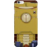 Tau Fire Warrior Armour iPhone Case/Skin