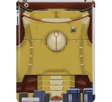 Tau Fire Warrior Armour iPad Case/Skin