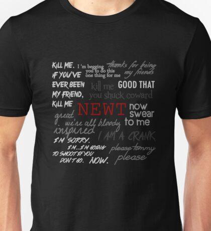 Memorial to Newt Unisex T-Shirt