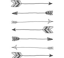 Tribal Arrows by randoms