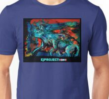 EjProject - Arctic Wolf Unisex T-Shirt