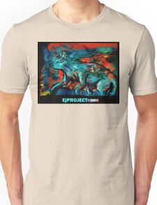 EjProject - Arctic Wolf Unisex T-Shirt