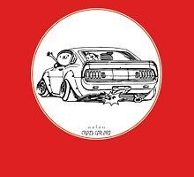 Crazy Car Art 0107 Unisex T-Shirt