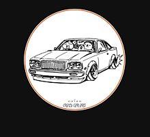 Crazy Car Art 0110 Unisex T-Shirt