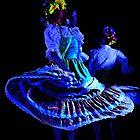 Beautiful Andalucian Dancer II by Al Bourassa