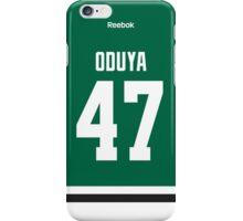 Dallas Stars Johnny Oduya Jersey Back Phone Case iPhone Case/Skin
