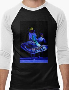 Beautiful Andalucian Dancer II Men's Baseball ¾ T-Shirt