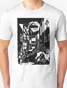 Historicity - Cyclone in Chinatown Unisex T-Shirt