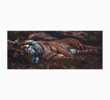 Sleeping tiger One Piece - Long Sleeve