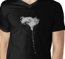 smoke  Mens V-Neck T-Shirt