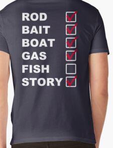 The Fishing List T-Shirt