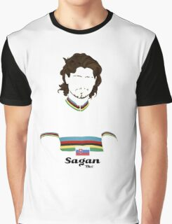 Peter Sagan - Bici* LIMITED EDITION Graphic T-Shirt