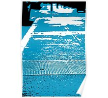 Abstract Pavement Poster