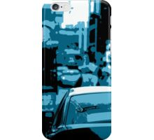 Busy Street Scene iPhone Case/Skin