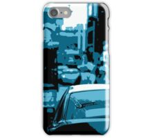 Busy Street Scene iPhone Case/Skin