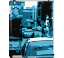 Busy Street Scene iPad Case/Skin