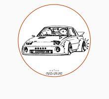 Crazy Car Art 0103 Unisex T-Shirt