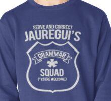 Jauregui's Grammar Squad Pullover