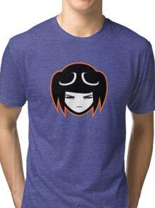 Nuki angry original Tri-blend T-Shirt