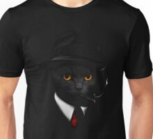 Agent Cat Unisex T-Shirt