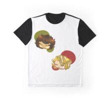 exr heads Graphic T-Shirt
