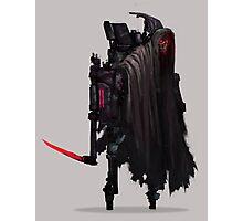 Grim Reaper II Robotics Photographic Print