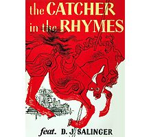 The Catcher in the Rhymes (feat. D.J. Salinger) Photographic Print