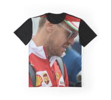 Sebastian Vettel 2016 Graphic T-Shirt