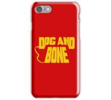 Dog and Bone iPhone Case/Skin